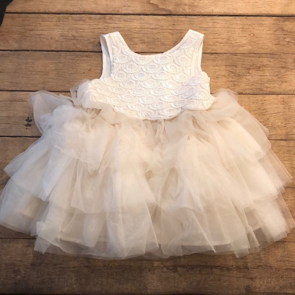 0439b22b29e H M Other - H M tulle and sequin dress